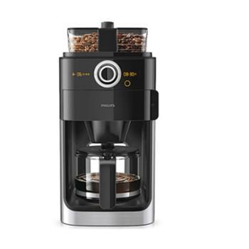 飞利浦/Philips家用全自动美式咖啡机研磨一体HD7762