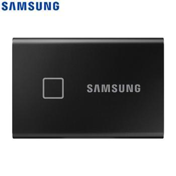 三星/SAMSUNG2TBType-c移动硬盘固态PSSDT7TouchMU-PC2T0S