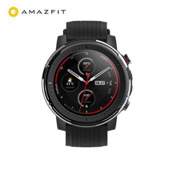 amazfit全圆反射式显示屏NFC华米科技出品手表智能运动手表3