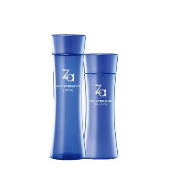 资生堂ShiseidoZa姬芮恒润娇养水乳套装150mL+125mL