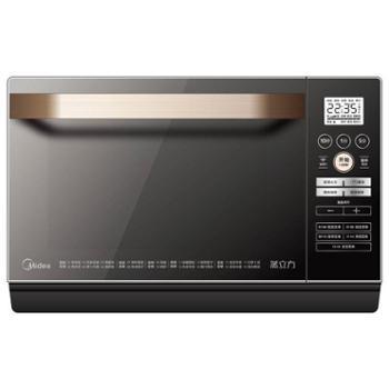 Midea/美的 变频智能平板蒸立方厨房家用微波炉 X3-251C