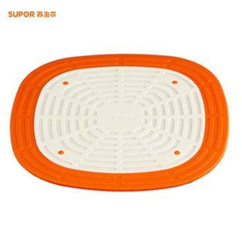 苏泊尔 厨房小工具隔热垫KG06C1餐垫锅垫杯垫炫彩系列