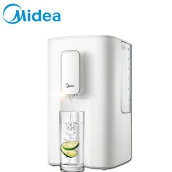 Midea/美的 速热迷你型电水壶小型即热台式家用饮水机MK-HE3001A