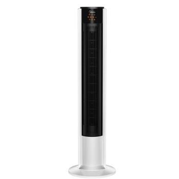 美的 无叶落地塔扇家用静音立式电风扇 ZAC10BR