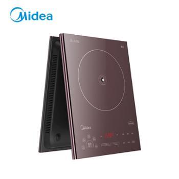 Midea/美的电磁炉 IH变频恒温灶恒匀火家用电磁炉面板QH2238