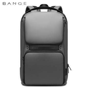 班歌新款背包男士防水双肩包电脑休闲书包