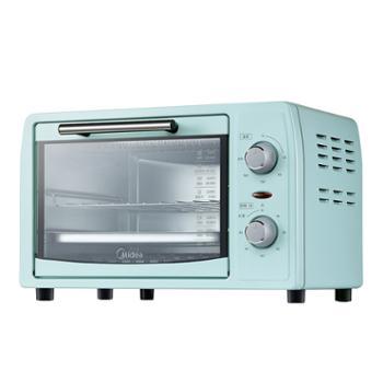美的烘焙多功能全自动电烤箱PT12B0