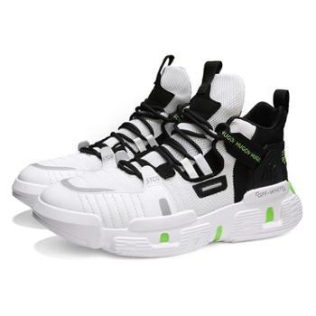 LEIBINDI/雷宾迪高帮板鞋加绒棉鞋运动鞋篮球鞋L-G88