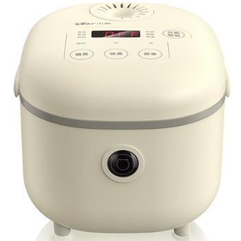 小熊/Bear电饭煲DFB-B20A1家用2L小型蒸米煮饭智能电饭锅