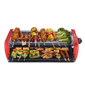 康佳 快乐时光KGDK-829 烧烤炉 无烟煎烤机 双层烤架 电烤炉