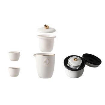 唯都 水悦伴侣茶具套装 公道杯套装W-S35
