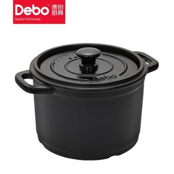 debo徳铂砂锅陶瓷炖锅卡特