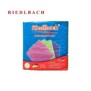德国进口Riedlbach洗碗布擦桌布耐用不沾油5片装