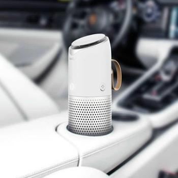 Autobot车载空气净化器除甲醛除异味杀菌