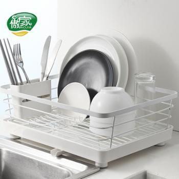傲家碗筷沥水架水槽放碗碟架凉碗架厨房置物架