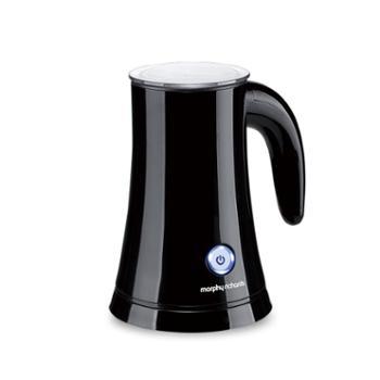 MorphyRichards英国摩飞MR2177快速咖啡热奶器全自动不锈钢家用多功能奶泡机