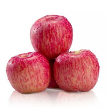 洛川苹果 85mm新鲜水果 24枚