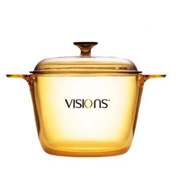 康宁VISIONS3.5L晶彩透明锅VS-3.5