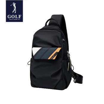 高尔夫GOLF男士单肩包斜挎包多功能背包D052805