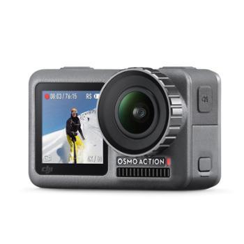 大疆灵眸运动相机OsmoAction双彩屏超强增稳裸机防水vlog摄像