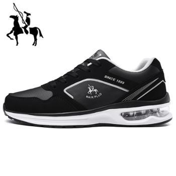 保罗2019年款气垫鞋男士运动鞋休闲旅游鞋子经典款男士鞋