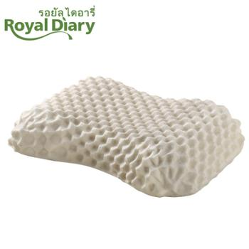 Royal Diary泰国天然乳胶美容按摩枕R4
