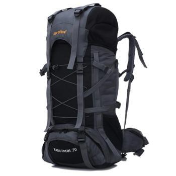 Aeroline旅行男女适用户外65+5L登山包背包