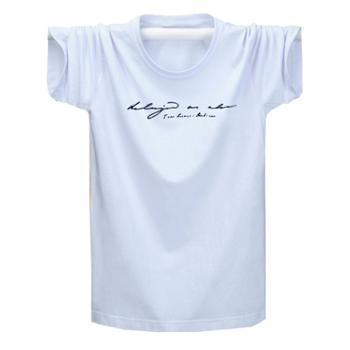 Aeroline夏季新款T恤男装印花圆领大码上衣