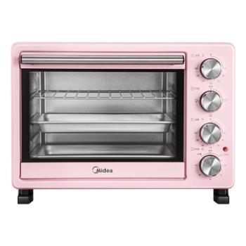 美的家用多功能25升烤箱PT25A0
