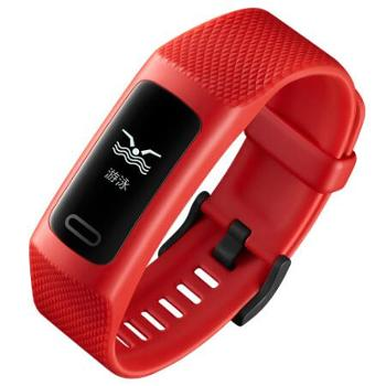 乐心手环3 智能手环 心率手环 运动手环 健康手环 防水运动手环 来电显示 12种运动识别 有氧监测提升 IP68防水