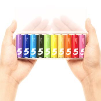 小米5号彩虹电池 10粒装