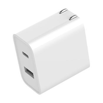 小米USB充电器30W快充版(1A1C) 白色