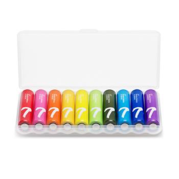 小米彩虹7号电池 10粒装