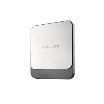 希捷/Seagate PC台式Mac笔记本固态移动硬盘 便携储存Type-C USB3.0高速金属