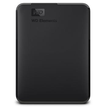 西部数据/WD 台式机PC笔记本电脑win移动硬盘 Elements新元素USB3.0 NTFS
