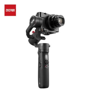 智云/ZHIYUN 手持云台稳定器 卡片微单运动相机手机三轴稳定器 云鹤M2