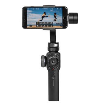 智云/ZHIYUN 手持云台稳定器 三轴云台 户外直播运动相机手机稳定器 Smooth 4