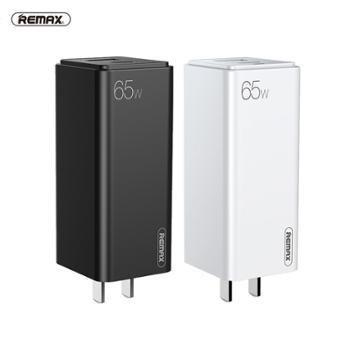 睿麦克斯/REMAX 苹果安卓手机笔记本65W快充充电器 充电头 RP-U50