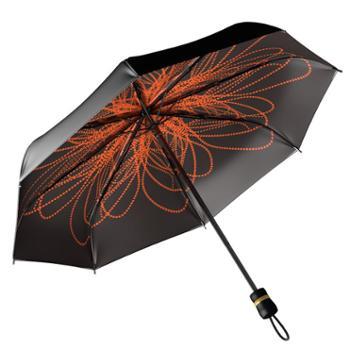 海螺双层超强防晒晴雨伞—秋色