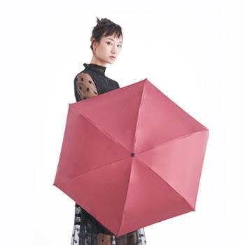 海螺五折彩胶遮阳伞