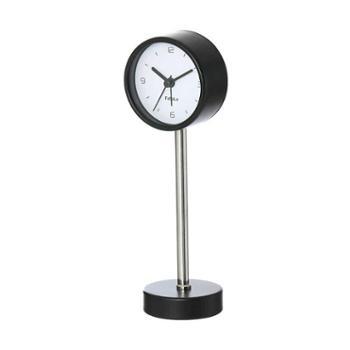 FaSoLa北欧风闹钟创意个性床头金属小闹铃学生用卧室儿童简约钟表