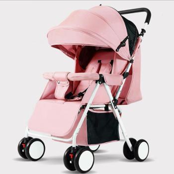 豪威婴儿推车轻便折叠可坐可躺便携避震伞车