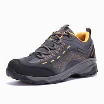 TFO男子防水防滑耐磨专业户外登山鞋