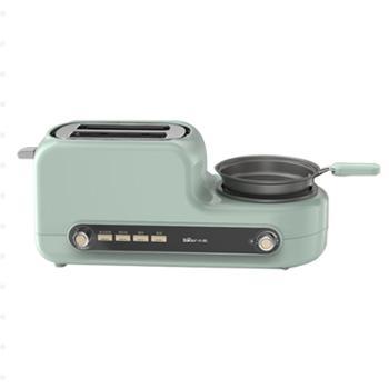 小熊/Bear早餐机DSL-A02H3四合一烤面包机