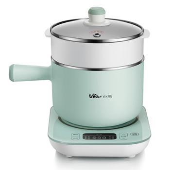 小熊/Bear煮蛋蒸蛋器ZDQ-B12G1多功能小型煎蛋电煮锅早餐机