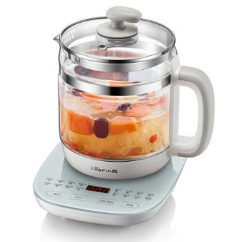 小熊/Bear养生壶YSH-C15F1加厚玻璃煮茶壶