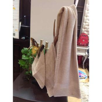 寐天赋无捻有机100%棉毛巾30*30手巾30*60浴巾70*140套装礼盒