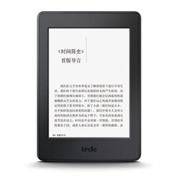 KindlePaperwhite3电纸书阅读器6英寸wifi