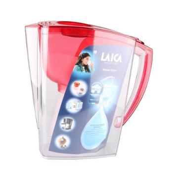 意大利莱卡laica净水器家用直饮净水壶滤水壶自来水过滤器JA24H 单个3.1L