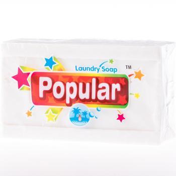 乐维亚泡飘乐洗衣皂儿童皂内衣皂婴儿宝宝皂尿布皂250g*3原装进口不含荧光剂
